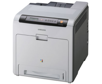 About the Samsung CLP-610ND
