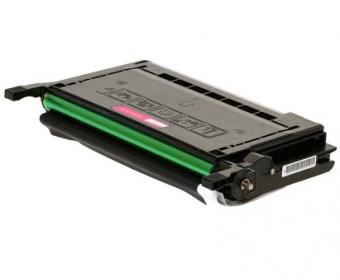 iBEST CLP-M600A Compatible Samsung CLP-600 Magenta Toner Cartridge