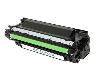 iBEST CE260X Compatible HP 649X Black LaserJet Toner Cartridge