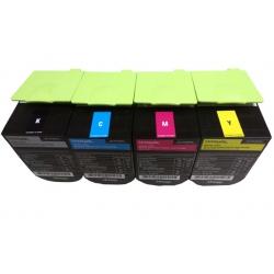 Photo Colour Quality Compatible Toner Cartridge Lexmark CX310, CX410, CX510