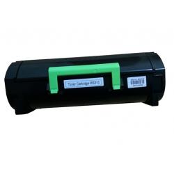 Compatible Color Toner Cartridge LEXMARK CS310 BK for 708K 700H1