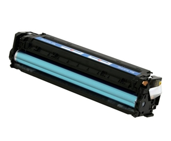 iBEST CB541A Compatible HP 125A Cyan LaserJet Toner Cartridge
