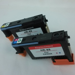 Compatible HP 88 Printhead HP C9381A C9382A for HP officejet pro k550