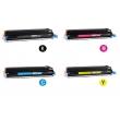 Compatible Color Toner HP Q6460A, Q6461A, Q6462A, Q6463A For HP Color Laserjet Cm4730Mfp, Cm4730Fsk Mfp
