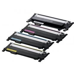 Compatible Toner Cartridge SAMSUNG CLT-K404S Toner Cartridge for SAMSUNG SL-C430, SL-C432, SL-C433, SL-C480, SL-C482, SL-C483