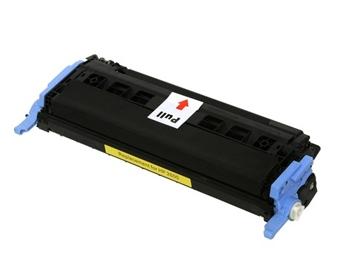 iBEST Q6002A Compatible HP 124A Yellow LaserJet Toner Cartridge
