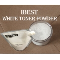 iBEST CB540A White Toner Powder Compatible HP 125A Toner Cartridge