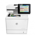 About the HP Color LaserJet Enterprise MFP M577dn