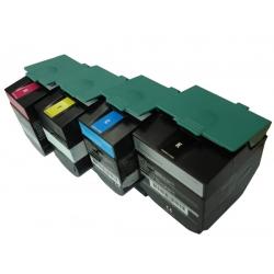Compatible Color Toner Cartridge for LEXMARK C544 C544X2KG