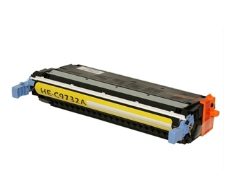 iBEST C9732A Compatible HP 645A Yellow LaserJet Toner Cartridge