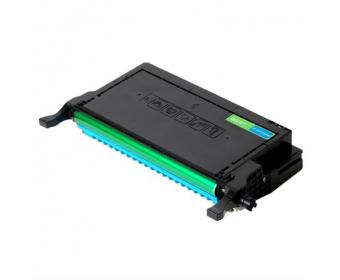 iBEST CLP-C660B Compatible Samsung CLP-610ND Cyan Toner Cartridge