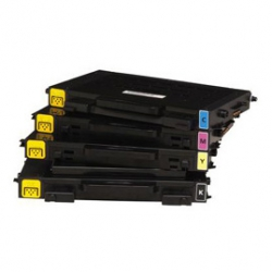 High Quality Compatible Samsung CLP-500 Color Toner Cartridge With Vivid Color