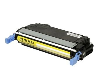 iBEST Q5952A Compatible HP 643A Yellow LaserJet Toner Cartridge